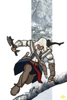 Assassin's Creed 3 by flashmcgee