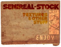 Business card by semireal-stock