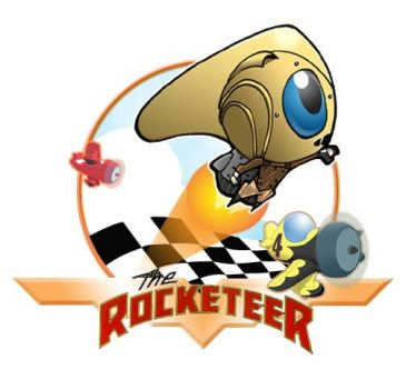 SD Rocketeer by the-tracer