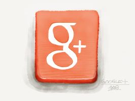 Google+ App Icon by digitalchet