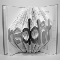 Reddit Book Folding by Harpo-exe