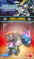 Flora and Brock by Gray29
