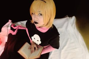 Rose Lalonde (2.0) by MrCheshire