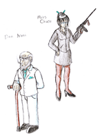 The Don and Miss by IrateResearchers