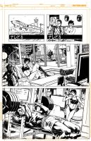 Batman Inc 'pencils' page 12 by YanickPaquette