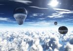 UFO Report by GuilleBot