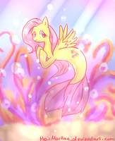 Flutterswim by MewMartina