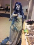 Corpse Bride Cosplay by decemberbarn