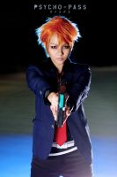 Psycho-Pass: Kagari Shuusei by shien7aries