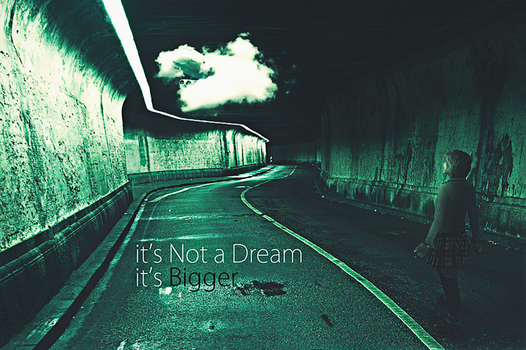 Bigger Than Dream by A7md3mad