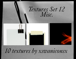 Textures Set 12 by xsleepingswanx