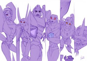 TFP - Run for Your Life by pika