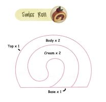 Swiss Roll Template by bibiluv