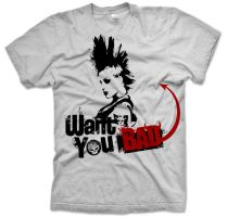 Want you bad. T-Shirt by Mgl-23