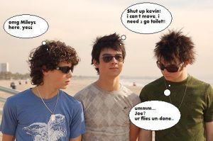 Jonas brothers funny caption 2 by awkwardjoe