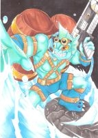 Skylanders : GILL GRUNT by MAD-project