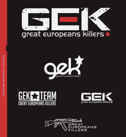 gEk team logos by NNaRa