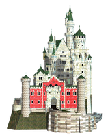 Castle 25 PNG Stock by Jumpfer-Stock