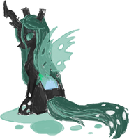 Chrysalis by Myonmallow