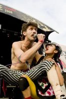 gogol bordello by thecreeps