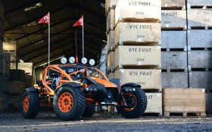 2015 Ariel Nomad by ThexRealxBanks