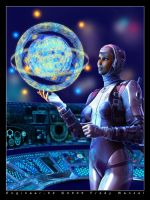 Engineer-02 by Fredy3D