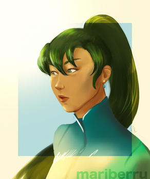 Lyndis by Russetwing