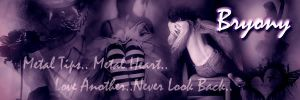 Bryony's banner by beautyimmortal