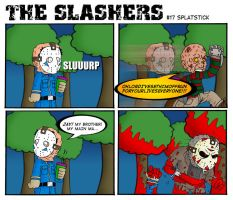 The Slashers 17 by crashdummie