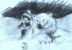 'The Golden Compass' prelim sketch by JackMartinJr