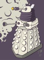 DALEK by Cowhat-Ninja