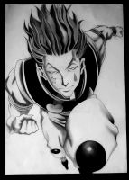 Hisoka by SaraDraw