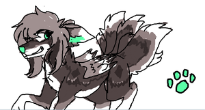 iScribble adoptable #1 [CLOSED] by Caintt