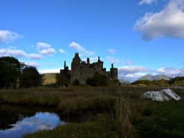Kilchurn Castle III by celtes