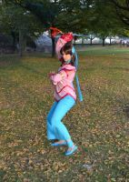 Xianghua Cosplay - It's like a Dance by AngyValentine