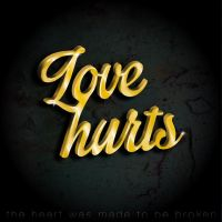 love hurts by Bunny--Vomit