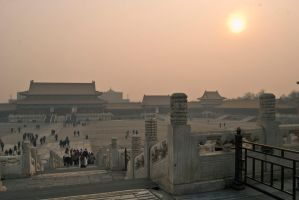 Forbidden City by lilmoz