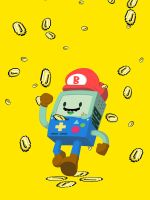 Mario -Mo: Just one more coin! by AgentNanashi