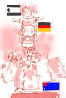 APH - WC-Germany Australlia by tukhanh93