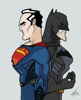 Worlds finest toon by Kryptoniano