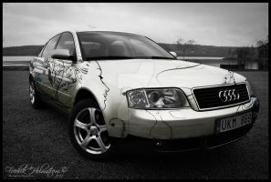 Audi A6 custom style by The-proffesional
