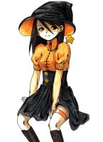 Halloween -coloured- by tutti-fruppy