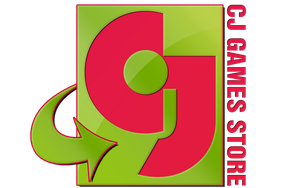 CJ Games Store Logo by InterGlobalFilms