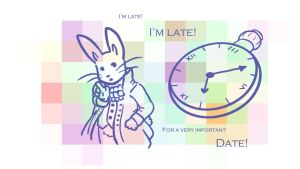 Don't be Late by XruamarieX