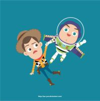 Toy Story by Tae-yun