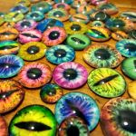 Glass Eyes for Pendants by Create-A-Pendant