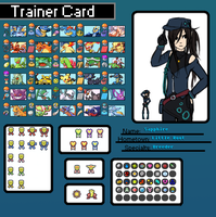 Trainer Card by black4sapphire