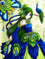 Peacock by Eranthe