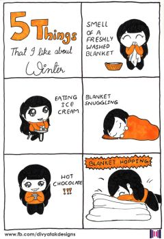 Things I like about Winter by shadow-sapphire