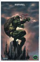 Raphael revised color by CapMoreno